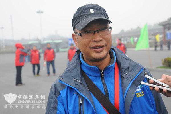 广东选手:比赛对自己是一个全面的提高