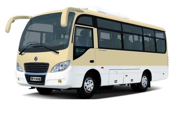 东风超龙EQ6660LTV1客车(柴油国五24-26座)