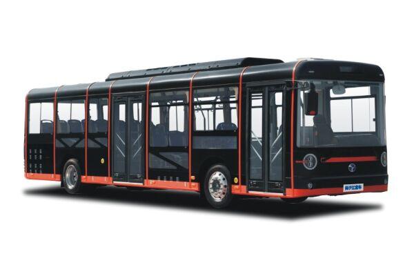 扬子江WG6120BEVHR1公交车(纯电动28-41座)