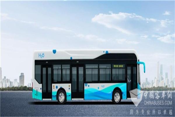 这款历经3年精心打造的氢燃料电池客车,有何与众不同?