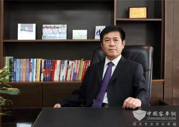 全国人大代表李树朋:要加快氢燃料电池汽车示范推广运营