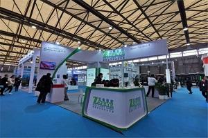 CIB EXPO 2019上海国际客车展--哲弗智能展台