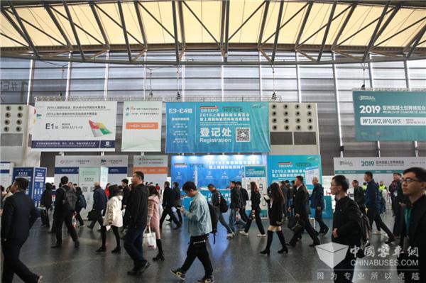 进展势如破竹!CIB EXPO2020上海国际客车展动态分享