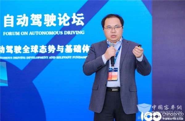 百人会论坛2020 苏奎峰:自动驾驶应该针对场景提供解决方案