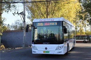福田欧辉:致力于氢燃料客车发展,共谋环保绿色新未来
