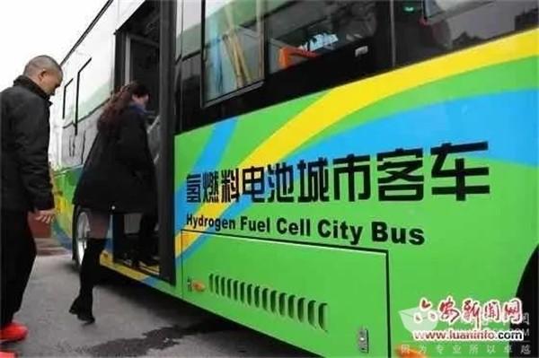 """安徽首批氢燃料电池客车上路 聊聊安凯客车的""""氢实力"""""""