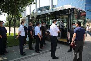 大兴区领导前往福田汽车开展调研工作 鼓励继续深耕氢能行业