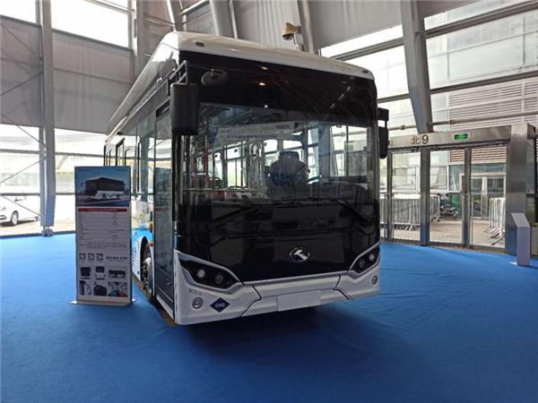第五届FCVC大会 聚焦金龙第三代氢燃料城市客车