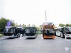 宇通自动驾驶巴士小宇2.0全国首发