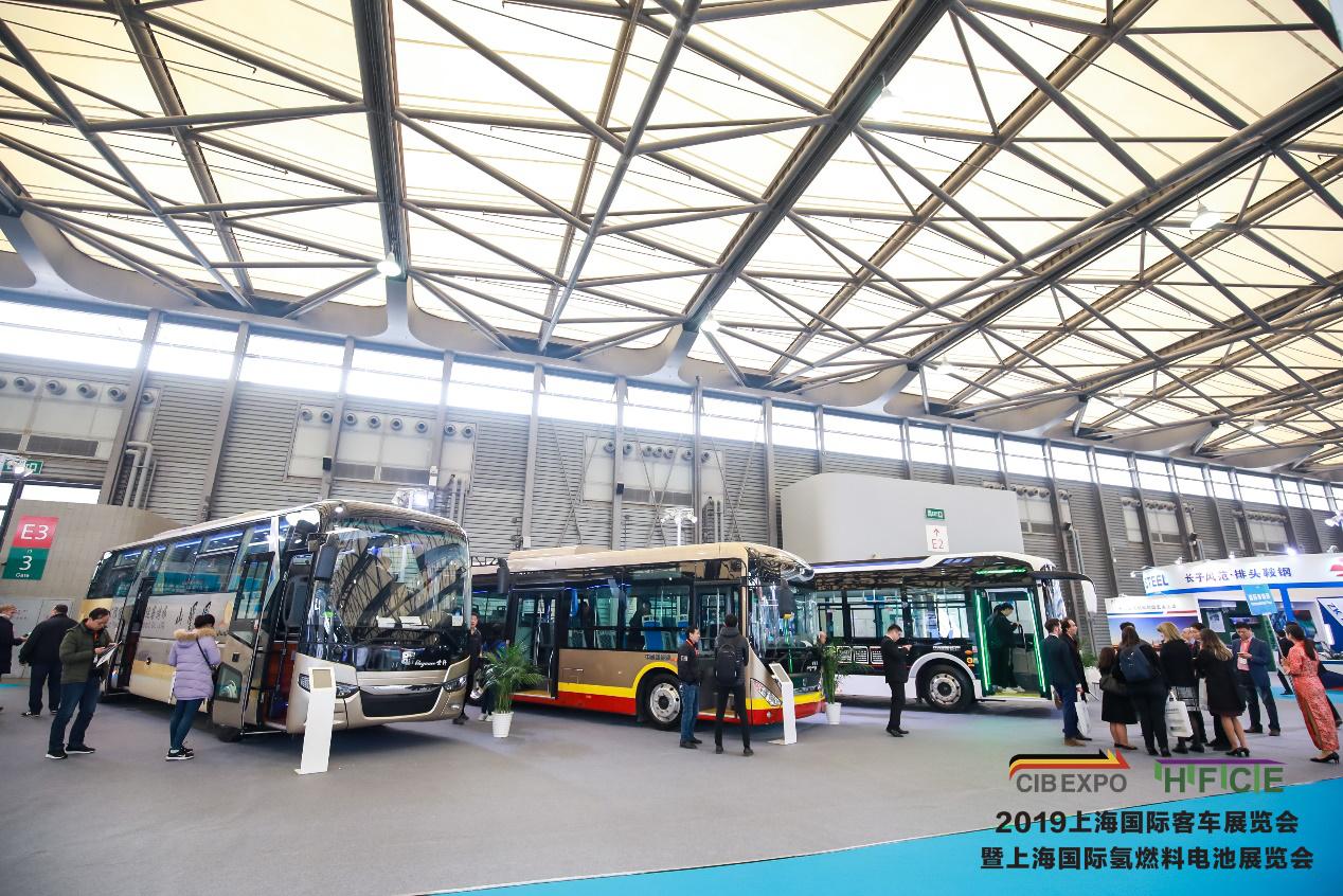 CIBE 2020上海国际客车展暨上海国际氢能与燃料电池展览会12月9日强势来袭!