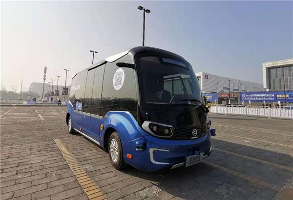 """星辰闪耀 智联未来!随中国城市公交网体验金旅""""星辰""""无人驾驶巴士"""