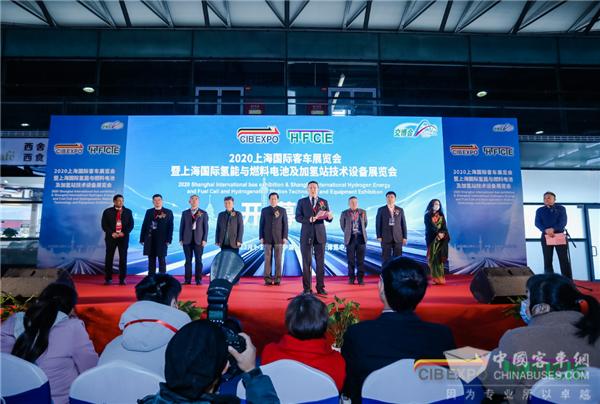 观客车盛会 享公共交通之美——CIB EXPO 2020上海国际客车展正式开幕!