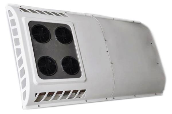 """通盛""""北极星""""超低温节能型电动客车空调"""