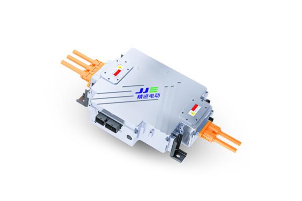 精进电动高功率碳化硅控制器