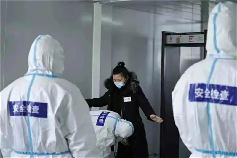 """冬奥练兵,福田欧辉为运动员营造""""温暖空间站"""""""