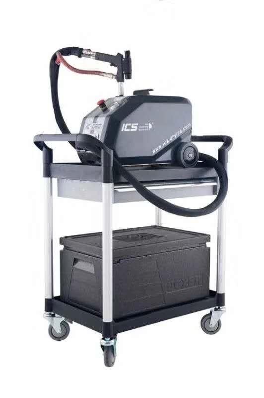 清洁-干冰喷射是一种现代的生态,非磨蚀性的工业清洁方法。洗车积碳
