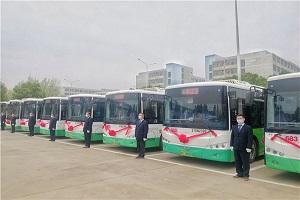 畅通微循环 武汉开沃新能源公交写民生大文章