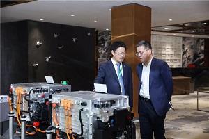 国产氢燃料电池技术历史性突破!亿华通发布新一代自主氢燃料电池发动机
