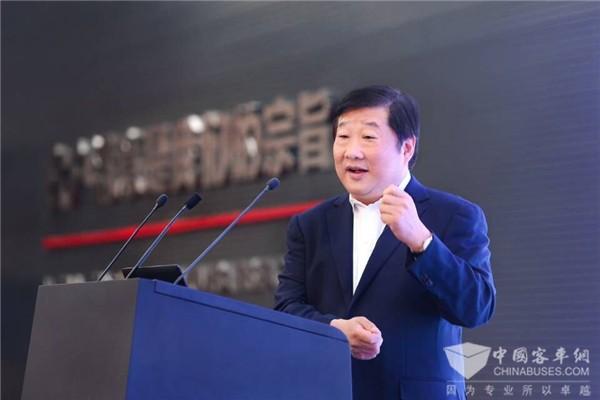 """谭旭光荣获""""2020年度山东省科学技术最高奖"""""""