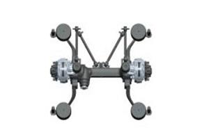 吉客传动驱动桥系统 BRA 132DC90