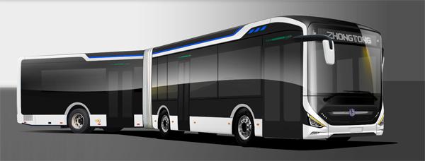 海外市场再传捷报!中通客车获巴基斯坦卡拉奇市首批100台新能源公交订单