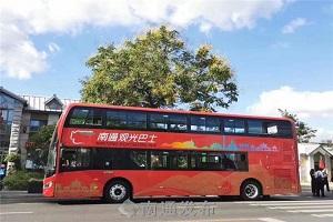 坐双层巴士,观南通美景! 五一假期,很多南通人这样玩