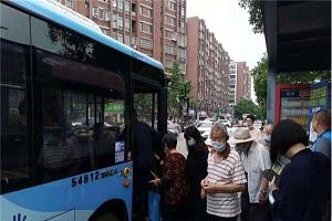 """往返轨道交通,宁波市区首条""""招呼站""""微公交上线"""