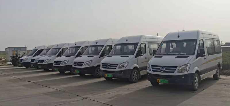 南京金龙17座新能源二手车可租可售