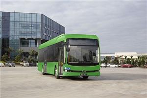 北欧市场再传捷报 比亚迪获瑞典电动巴士订单