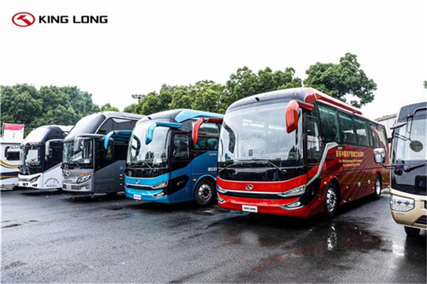 千里江山 悦享出行——金龙客车发布全域旅运解决方案