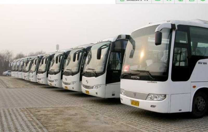 台湖5至55座大巴出租,大客车出租。端午旅游包车