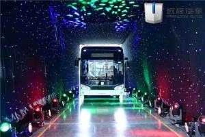 吉利商用车全新客车品牌发布 如何布局下一个万台企业?