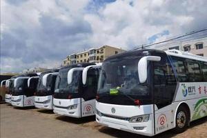 长吉城际公交正在进行开通前期准备工作,开通时间以官方为准