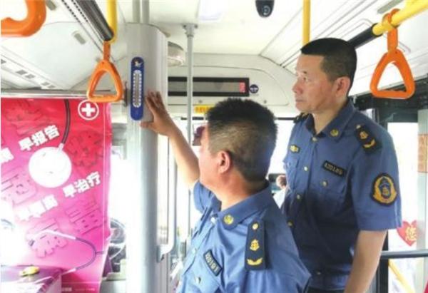长春:公交车车厢温度超过26℃不开空调 乘客可以拨打12328