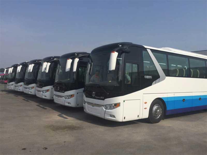 北京豪华大巴出租公司-班车出租-旅游租车-工地班车