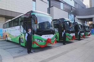 加氢20分钟,续航650公里!深圳首条氢能公交示范线开通