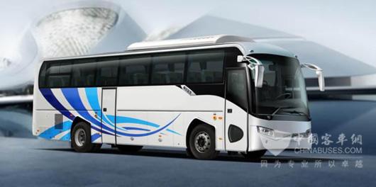 南京金龙纯电动客车NJL6118bev