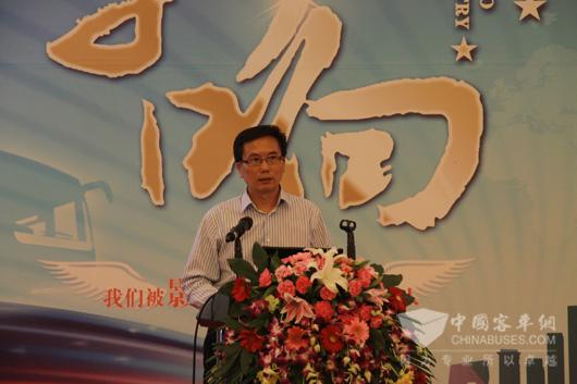 康明斯公司副总裁、中国区首席技术执行官彭立新