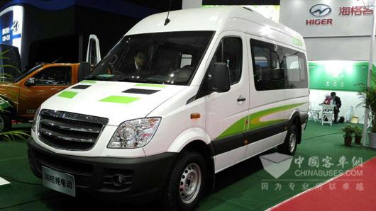 H6V纯电动轻型车