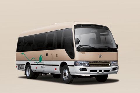 金旅XML6700JEV纯电动客车
