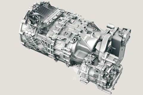 ZF-ASTronic-自动机械变速箱