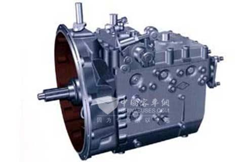 綦齿S5-70 五挡机械变速器