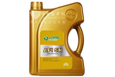 龙蟠润滑油SN/GF-5汽机油