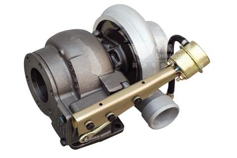无锡康明斯霍尔塞特HX40W涡轮增压器