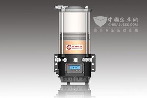 奥特科技AL71干油集中润滑系统