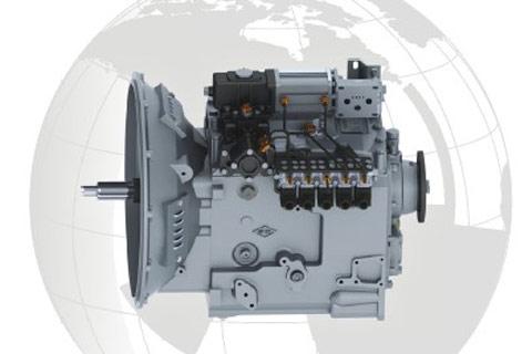 綦齿传动QJ1205 EPS变速器