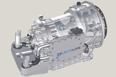 ZF—EcoLife自动变速箱