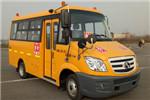 少林SLG6530XC5E幼儿专用校车(柴油国五10-18座)
