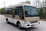 晶马JMV6607GFA公交车(柴油国五10-18座)