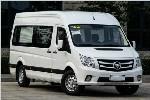 福田图雅诺BJ6608B1DDA-V2客车(柴油国五10-15座)